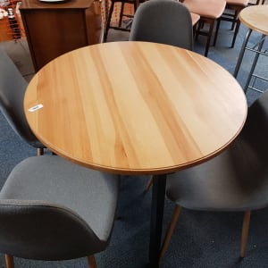 Modern Dining Table and Chair Set - CT Bilston