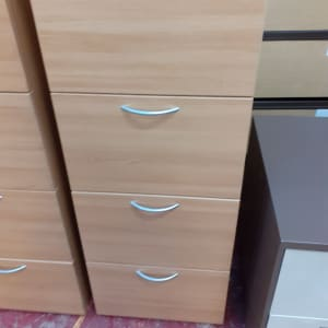 4 draw office filling cabinets - Bilston