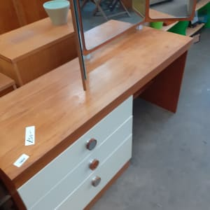 Dressing Table with Mirror - Birmingham