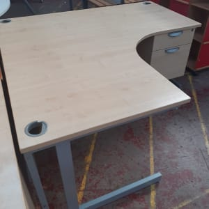 Large Corner Office desks - Wolverhampton
